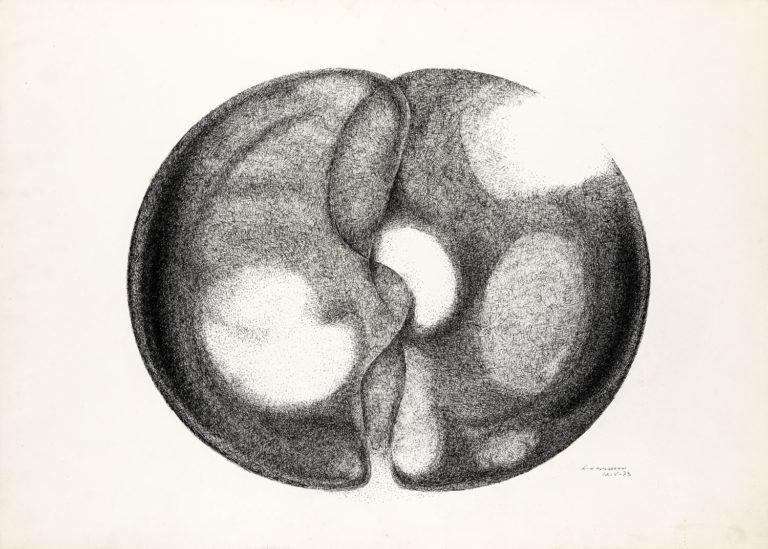 Pablo Serrano. Obra gráfica - Exposición Fuendetodos