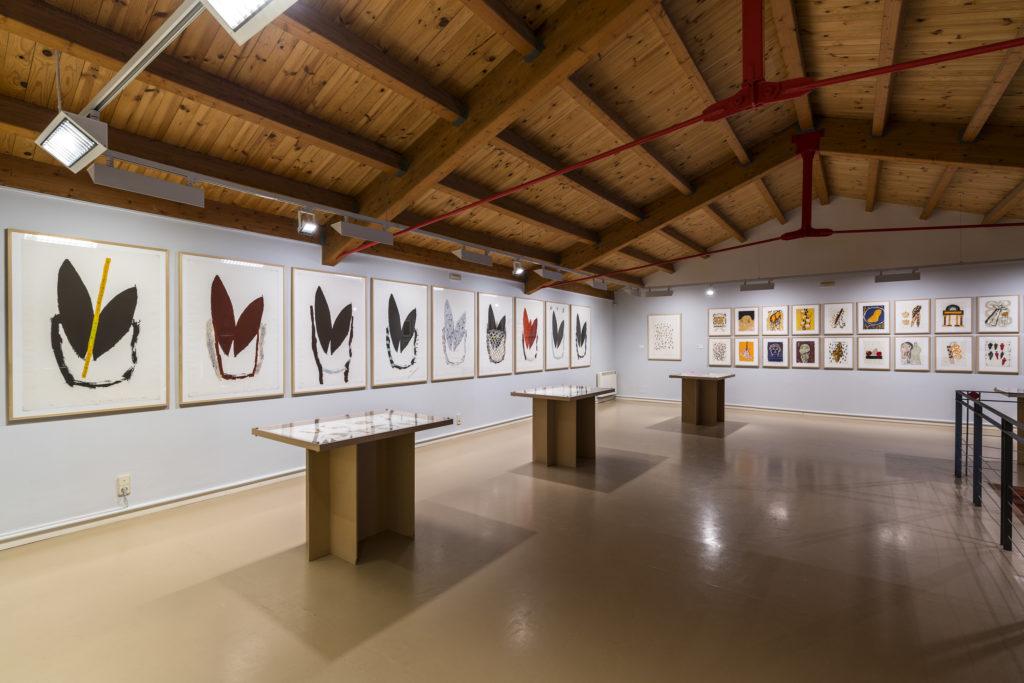 Alberto Corazón. Obra gráfica - Exposición Fuendetodos