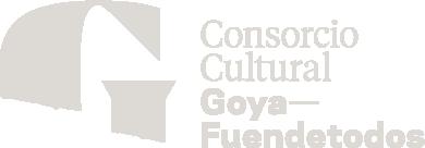 Logotipo Consorcio Cultural Goya-Fuendetodos