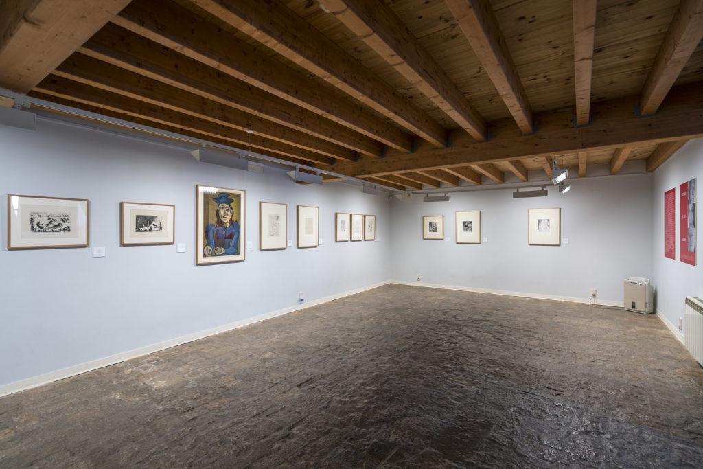 Los Picasso Grabadores - Exposición Fuendetodos