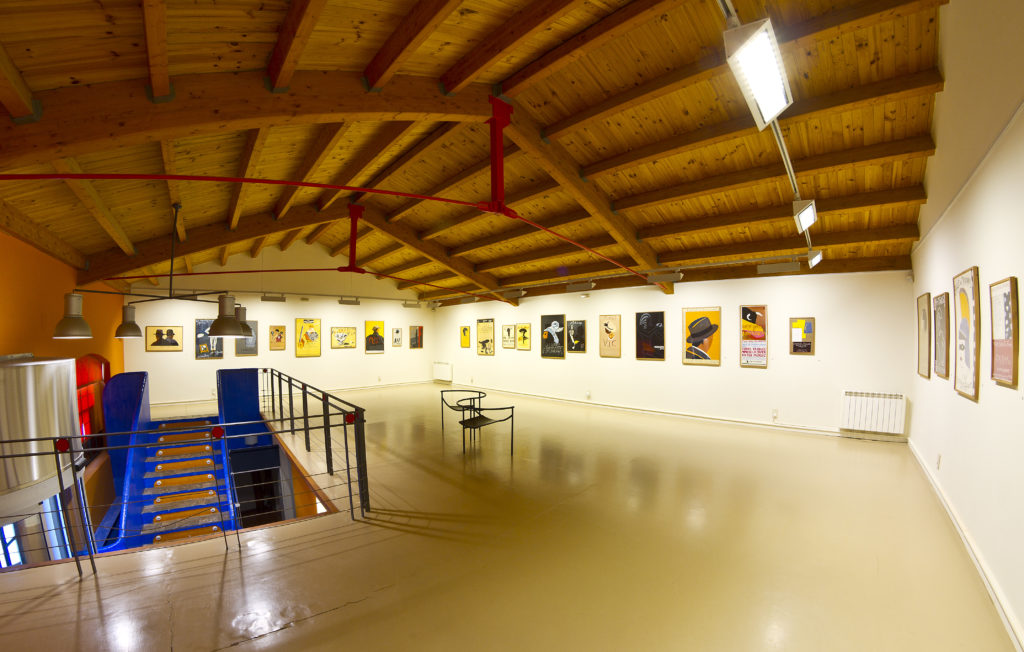 Eduardo Arroyo. Cartelista - Exposición Fuendetodos
